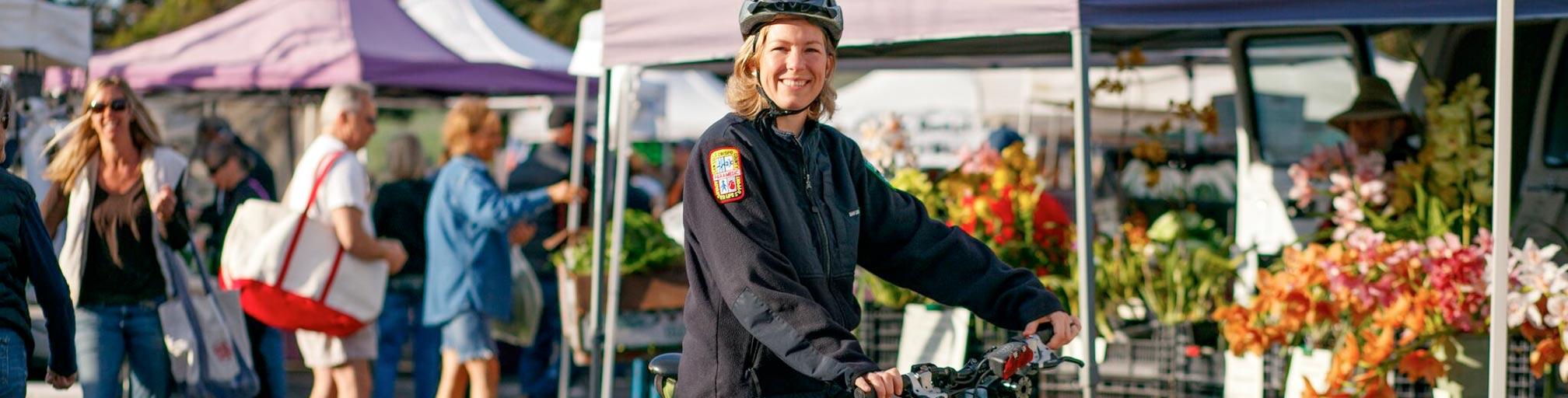 San Luis Ambulance -  Bike Medic Request Form